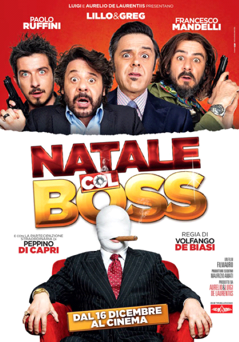 cinema natale BOSS