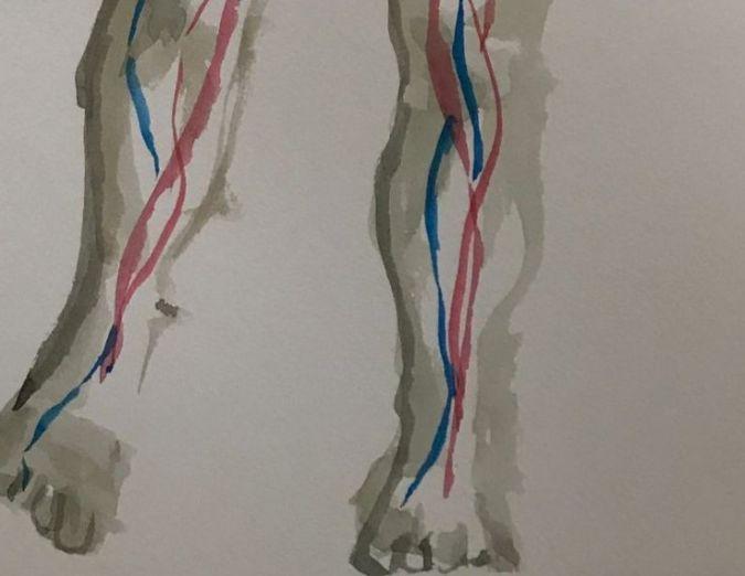 L'epifania del corpo, nel gesto sovversivo del camminare