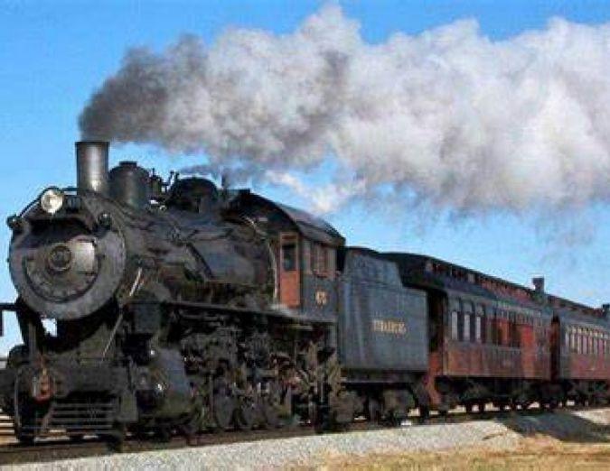 La bellezza del trenino